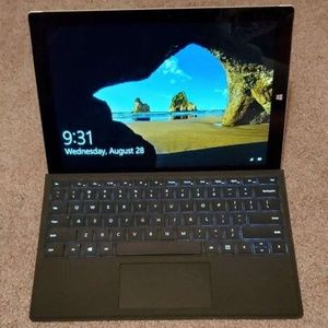 Microsoft Surface with Type Cover